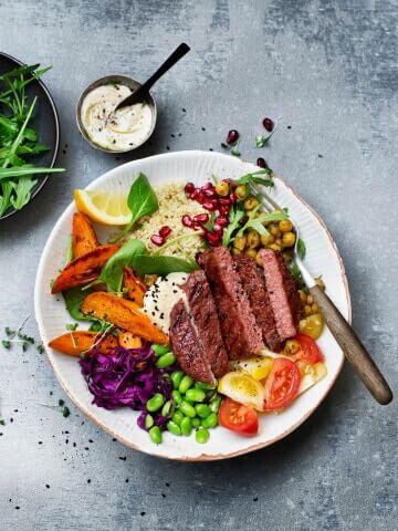 Nestle plant-based protein