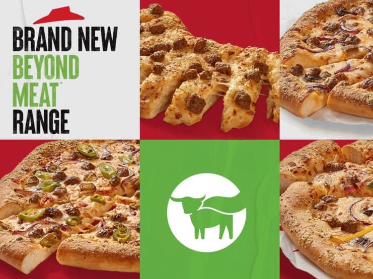 Beyond Pizza Hut