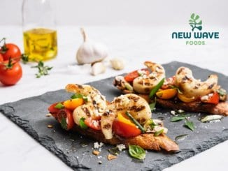 New Wave shrimp