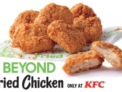 Beyond Fried Chicken KFC