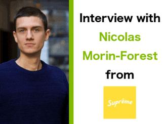 Nicolas Morin-Forest Supreme