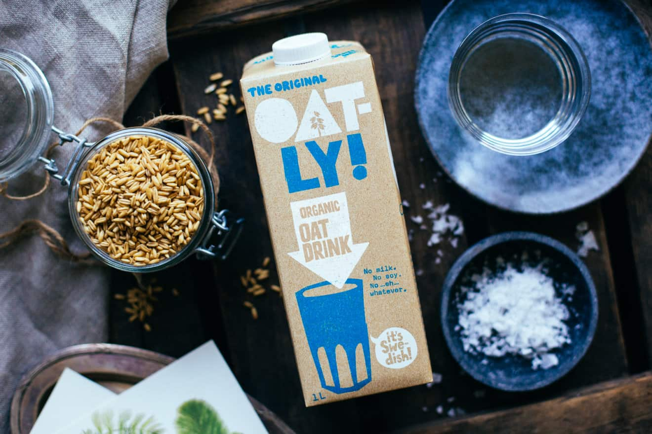 Oats Continue to Dominate as Oatly Considers IPO & Avena Doubles Production