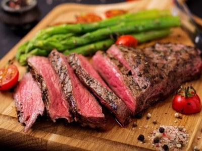 Ohayo Valley wagyu steak