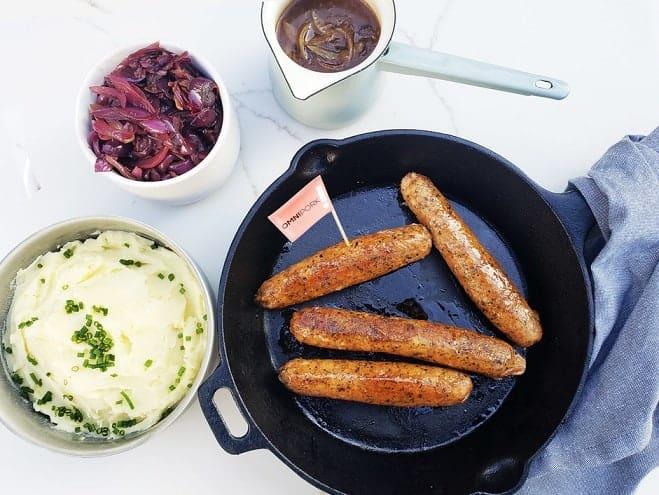 OmniPork Sausages