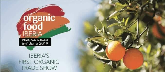 Organic food Iberia 2019 fair