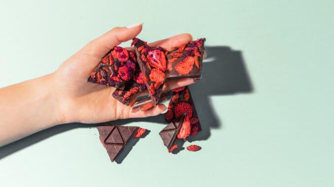 Compartes chocolate Organics - Superfoods