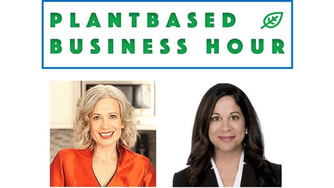 Elysabeth Alfano's Plant-Based Business Hour With Lisa Feria of Stray Dog Capital