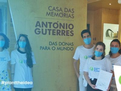 Plead for Planet Antonio Guterres