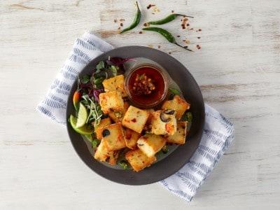 Pepper Chickpea Tofu Franklin Farms