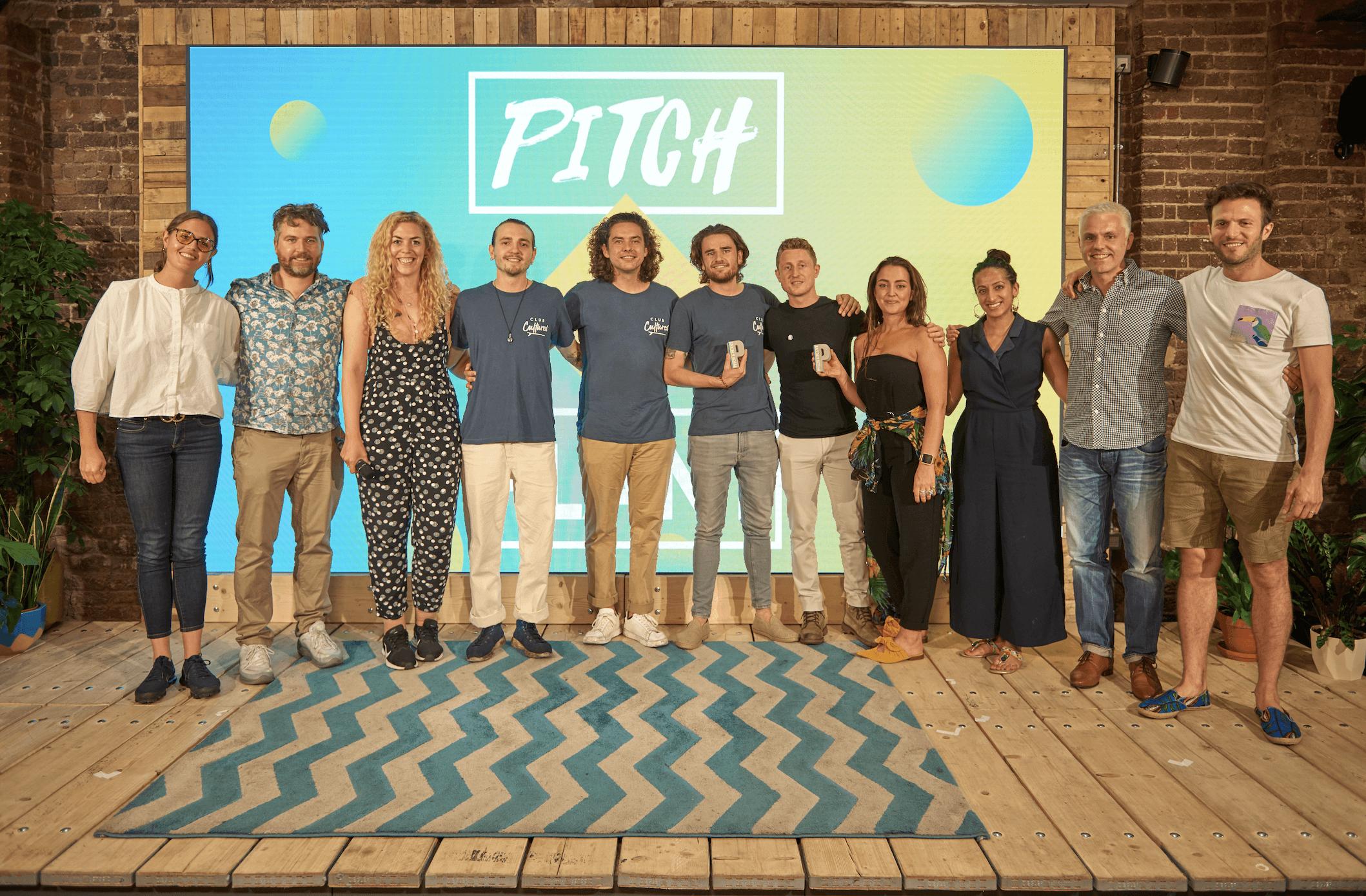 Pitch + Plant winners 2019