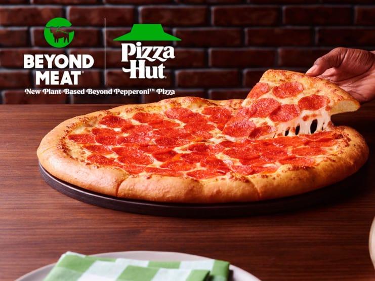 Beyond Meat / Pizza Hut