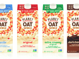 Planet Oat oatmilk flavours
