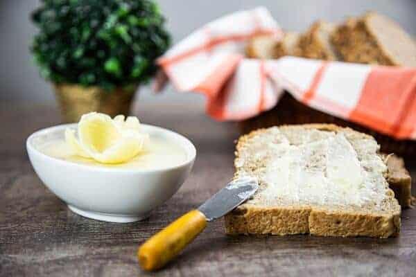 Plant Based Butter Concepta Ingredients 4