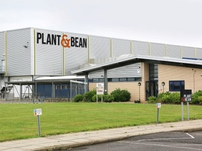 Plant & Bean's new UK facility is the first step to establishing an industry-first, global, plant-based meat manufacturing platform