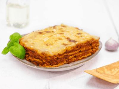 Planteneers Plant-based lasagne