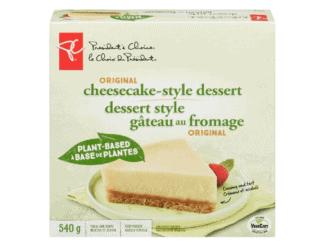 President's Choice Original Cheesecake-Style Dessert