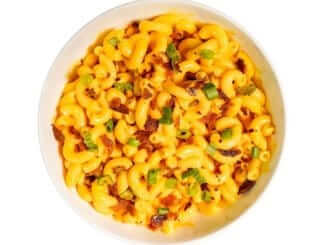 Prime Roots Bacon mac n cheese