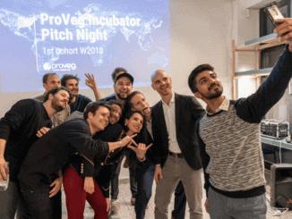 ProVeg Incubator Pitch Night - featured image