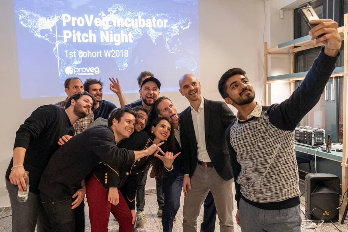 ProVeg Incubator Pitch Night