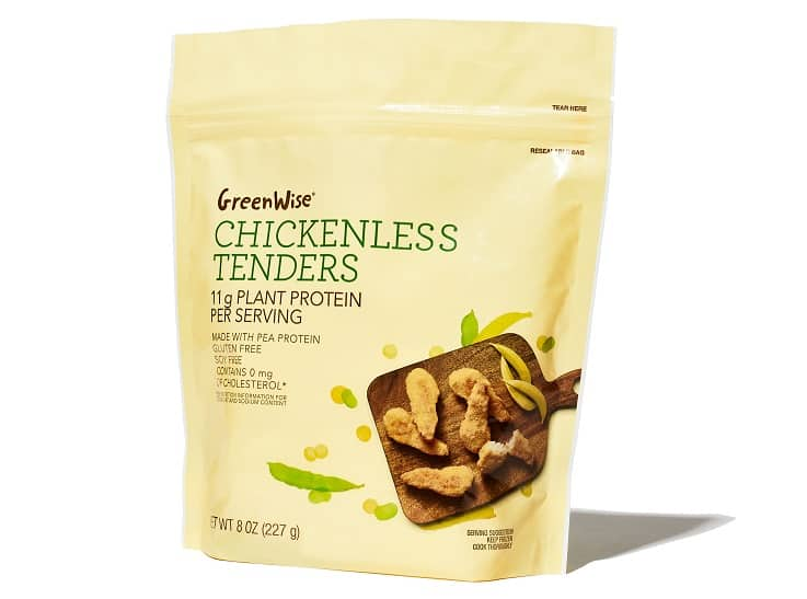 Publix GreenWise chicken tenders