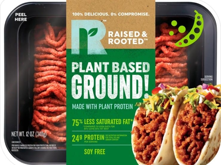 Raised & Rooted grounds Tyson Foods