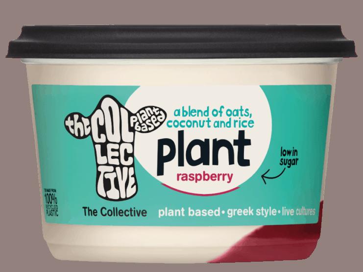 Raspberry yogurt Meadow Farms