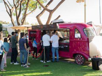Redefine Meat truck