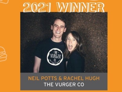 Food & Drink Hero Awards The Vurger