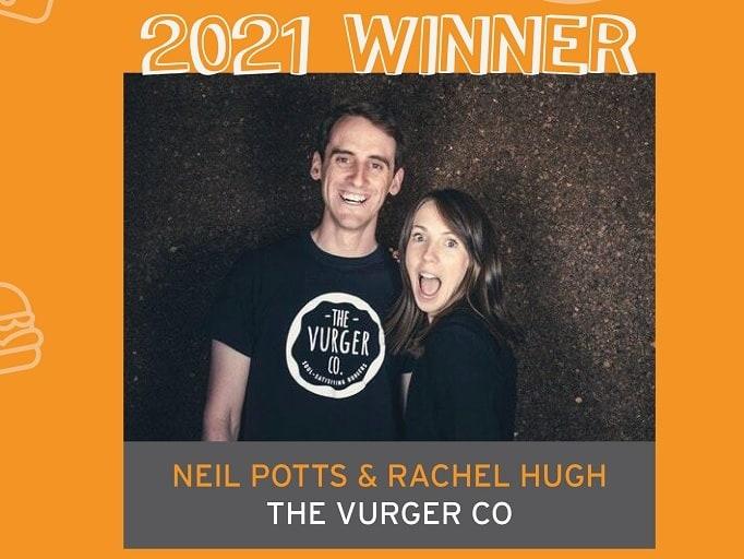 Food & Drink Hero Awards The Vurger