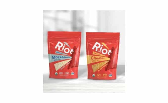 Riot Eats: New Range of Plant-Based Dairy Alternatives from GreenSpace Brands Inc.