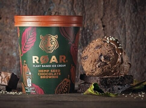 Roar ice cream
