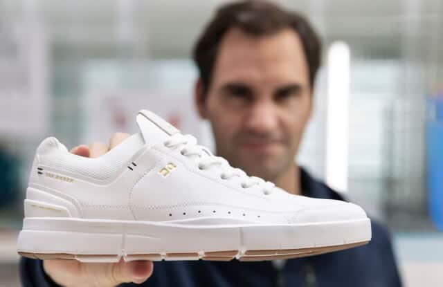 Roger Federer Creates Vegan Sneaker 'The Roger' - Sells Out Upon Release