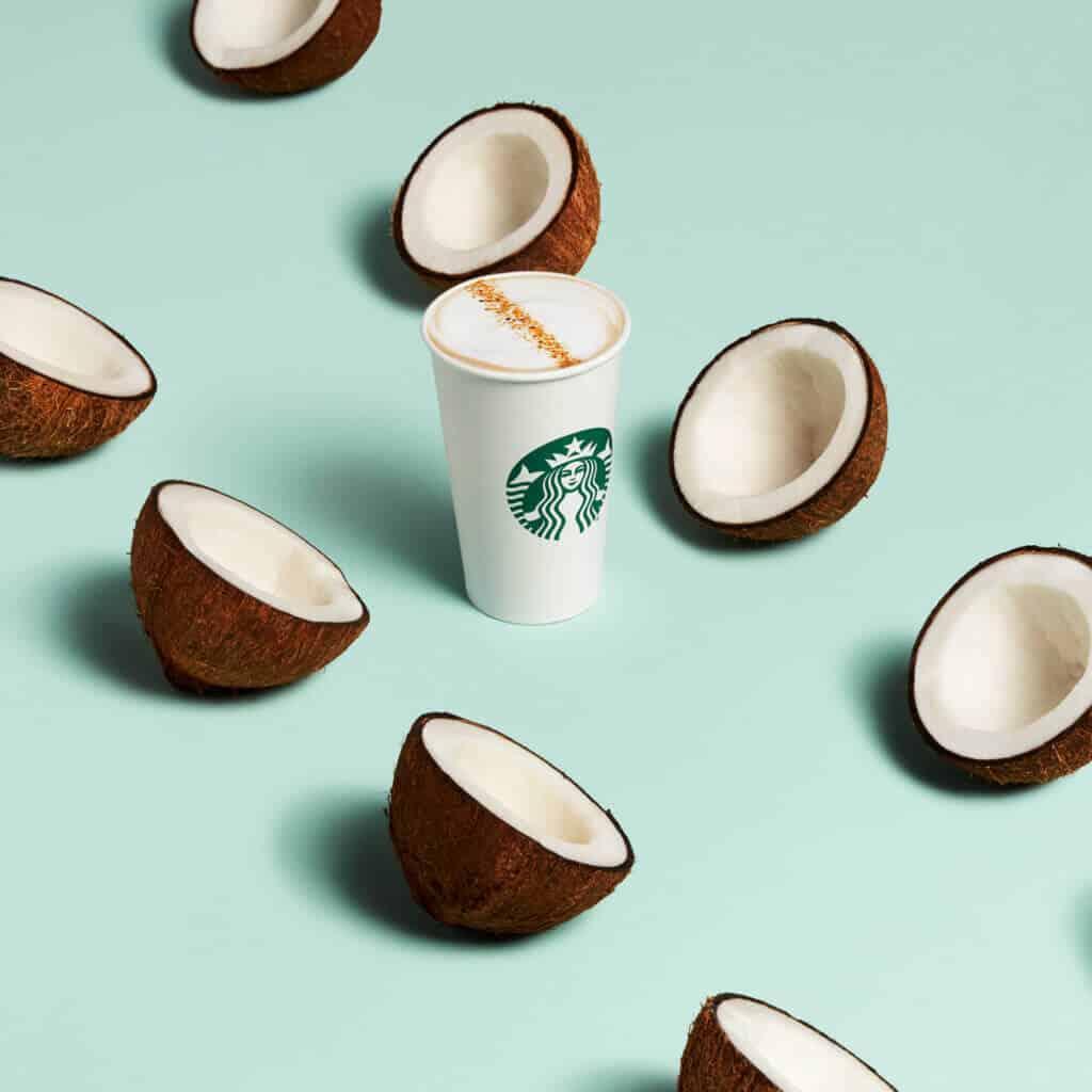 Starbucks coconut