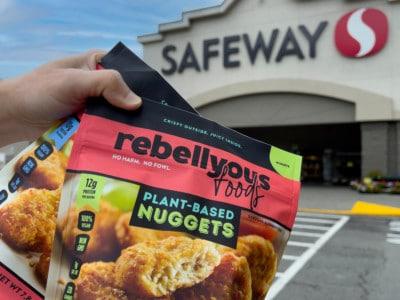 Rebellyous Foods Safeway