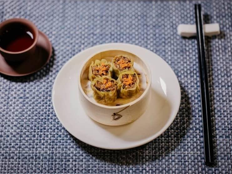 "Shiok Meats' cell-grown ""shrimp"" dumplings. CREDIT Shiok Meats.jpg"
