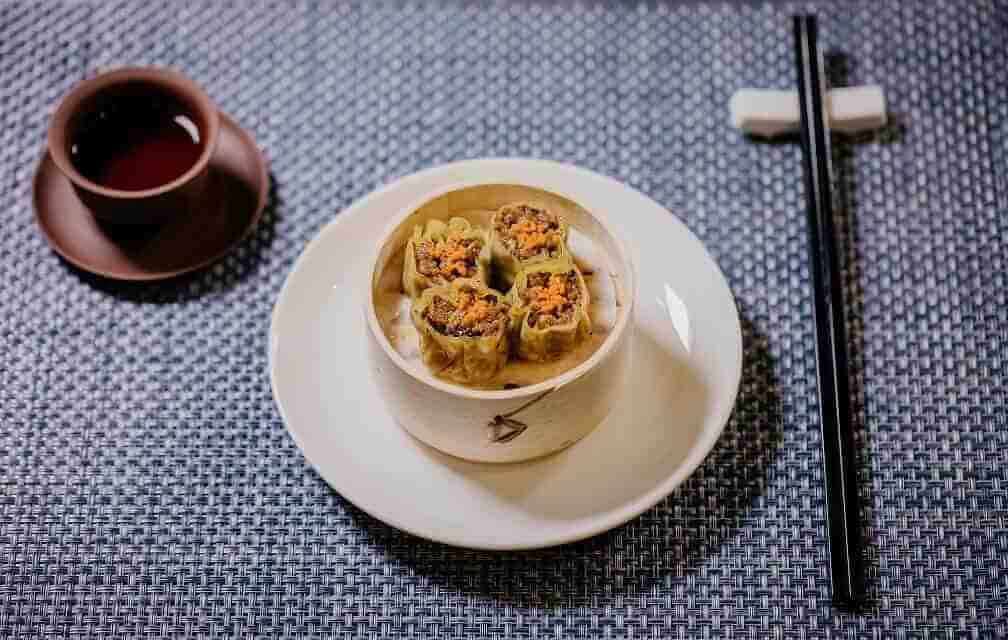 "Shiok Meats' cell-grown ""shrimp"" dumplings. CREDIT Shiok Meats.jpg"