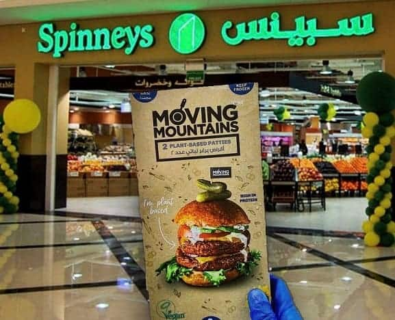 Spinneys Moving Mountains