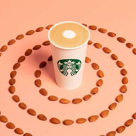 Starbucks oat