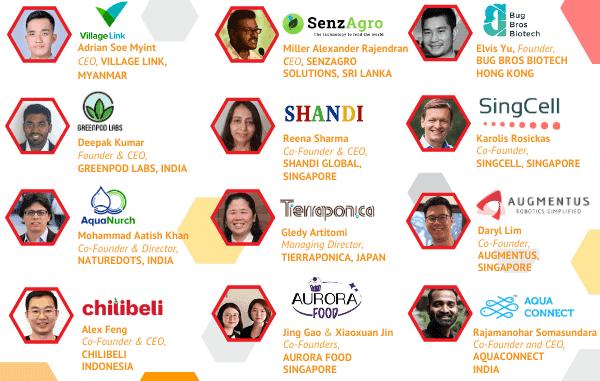 Asia-Pacific Agri-Food Innovation Summit