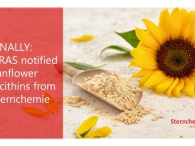 Sternchemie sunflower FDA