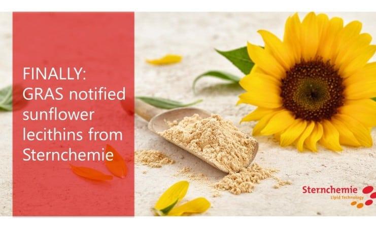 Sternchemie sunflower FDA