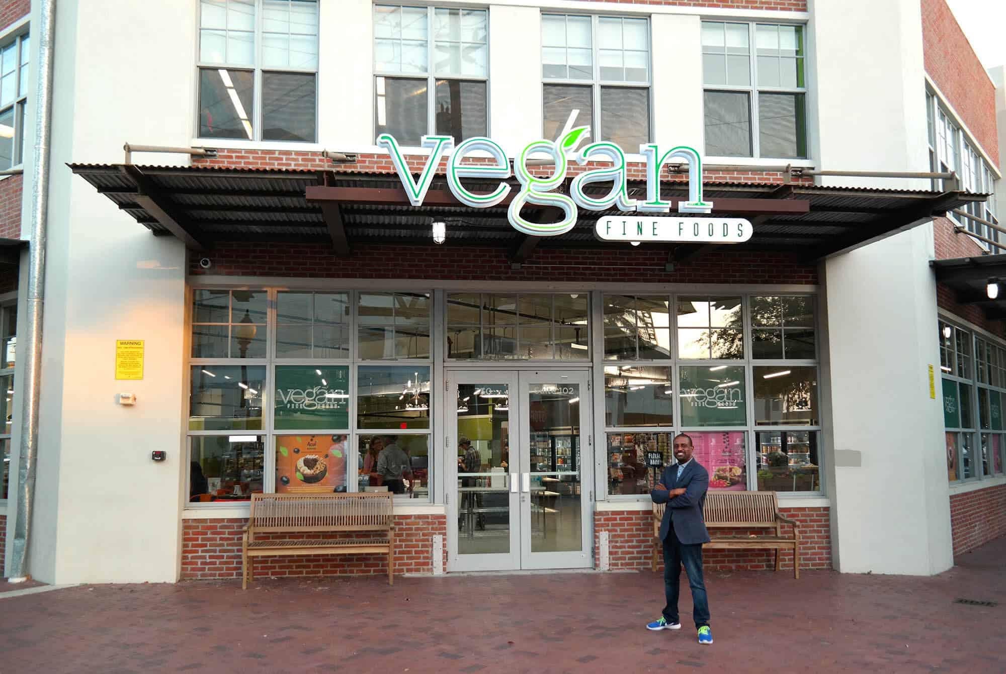 Vegan Fine Foods