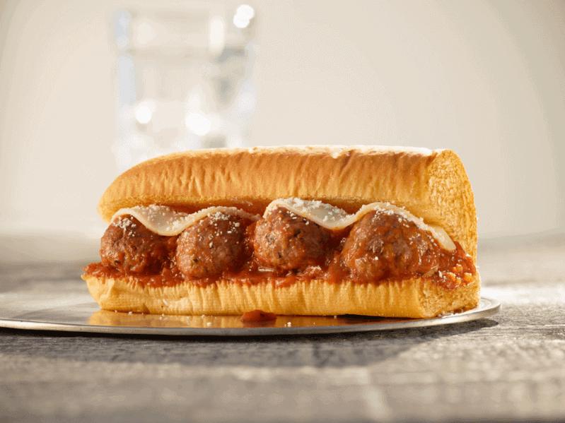 Subway Beyond Meatball