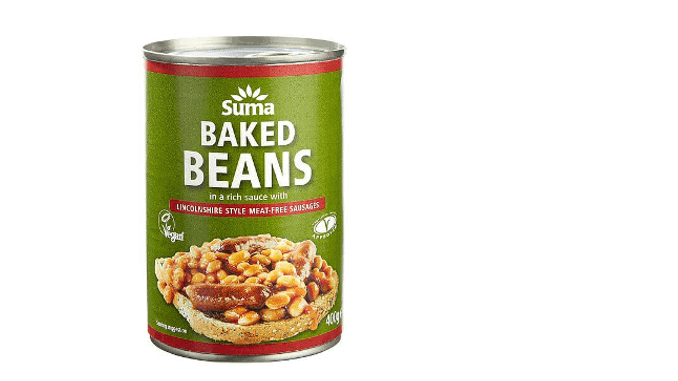 Suma Baked Beans Coop