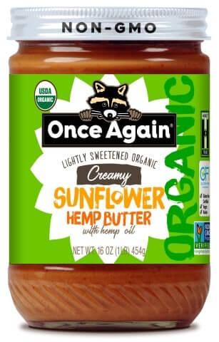 Sunflower_Hemp_Butter Once Again