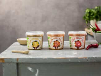 Tideford Organics curry pots