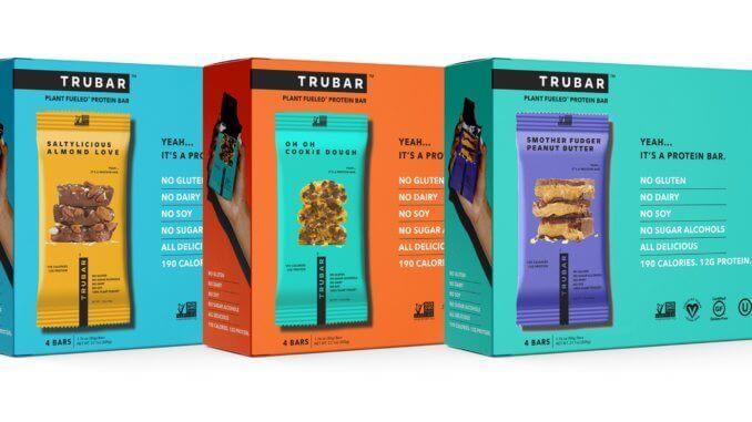TRUWOMEN TRUBAR protein bars nutritional bars