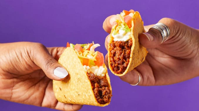 Taco Bell pulled oats