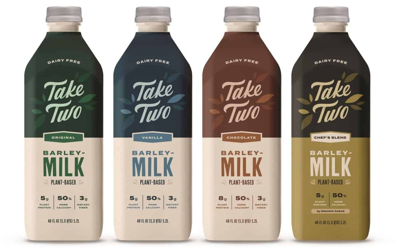 Take Two Foods, Barley Milk