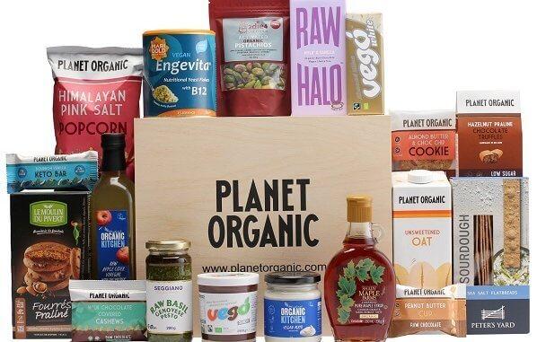 The-Ultimate-Vegan-Hamper Planet Organic